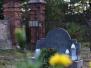 Cmentarz Ewangelicki w Brzezinach.