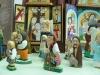 Wystawa rzeźb Pani Elżbieta Świderek