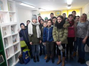 wycieczka z Bogdanki 300x225 - Wizyta uczniów z Bogdanki