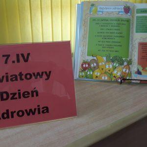 Światowy Dzień Zdrowia w bibliotece