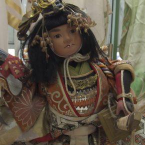 Wystawa lalek i kimon japońskich