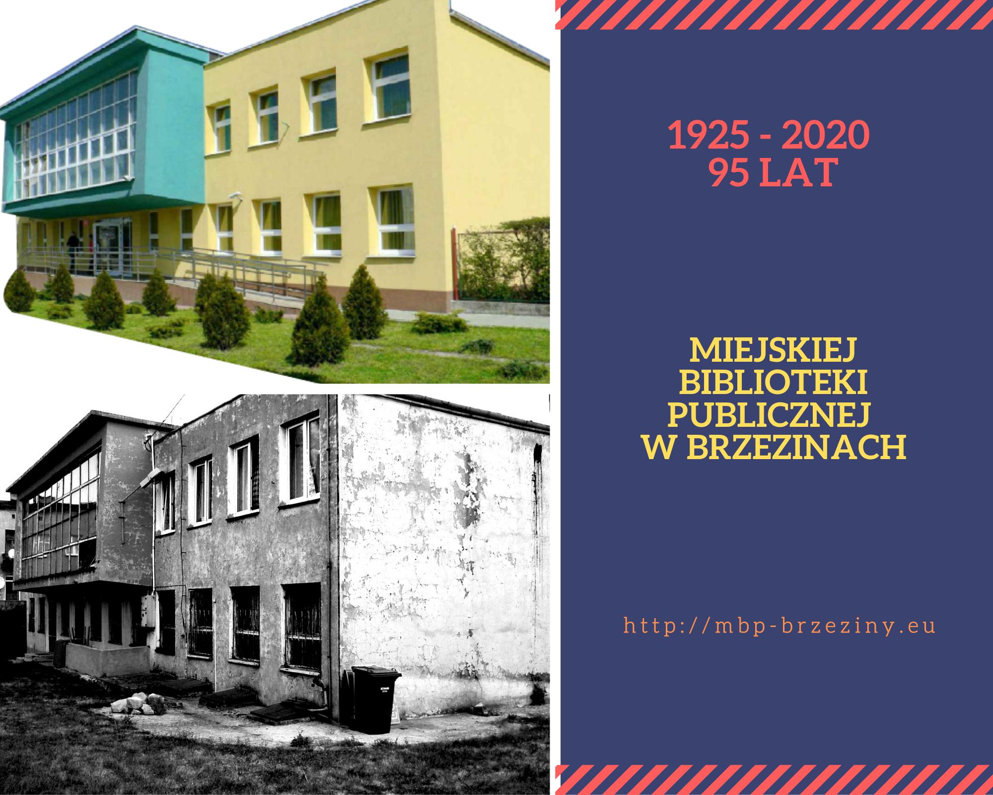 95 lat Biblioteki w Brzezinach