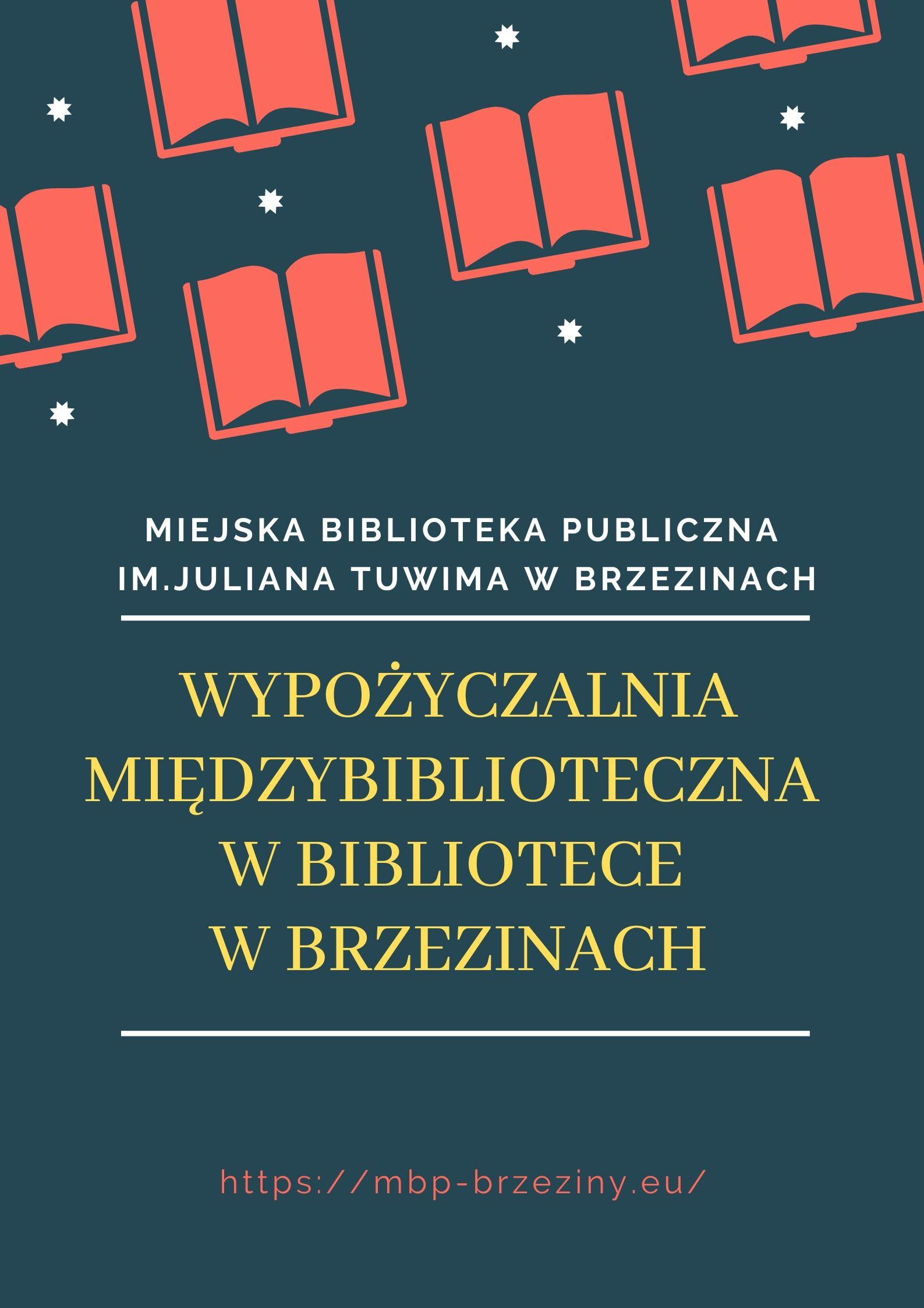 Wypożyczalnia Międzybiblioteczna w Bibliotece w Brzezinach