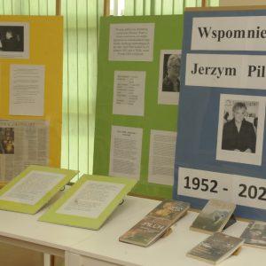 Wspomnienie o Jerzym Pilchu