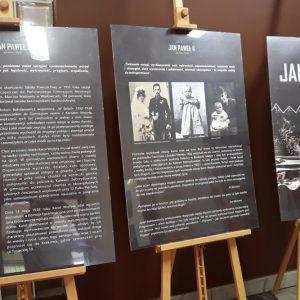 Wystawa o Janie Pawle II do 31 lipca