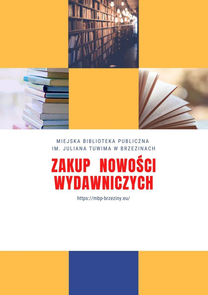 Zakup nowosci wydawniczych 1 724x1024 - Nowości w bibliotece 2020 r.