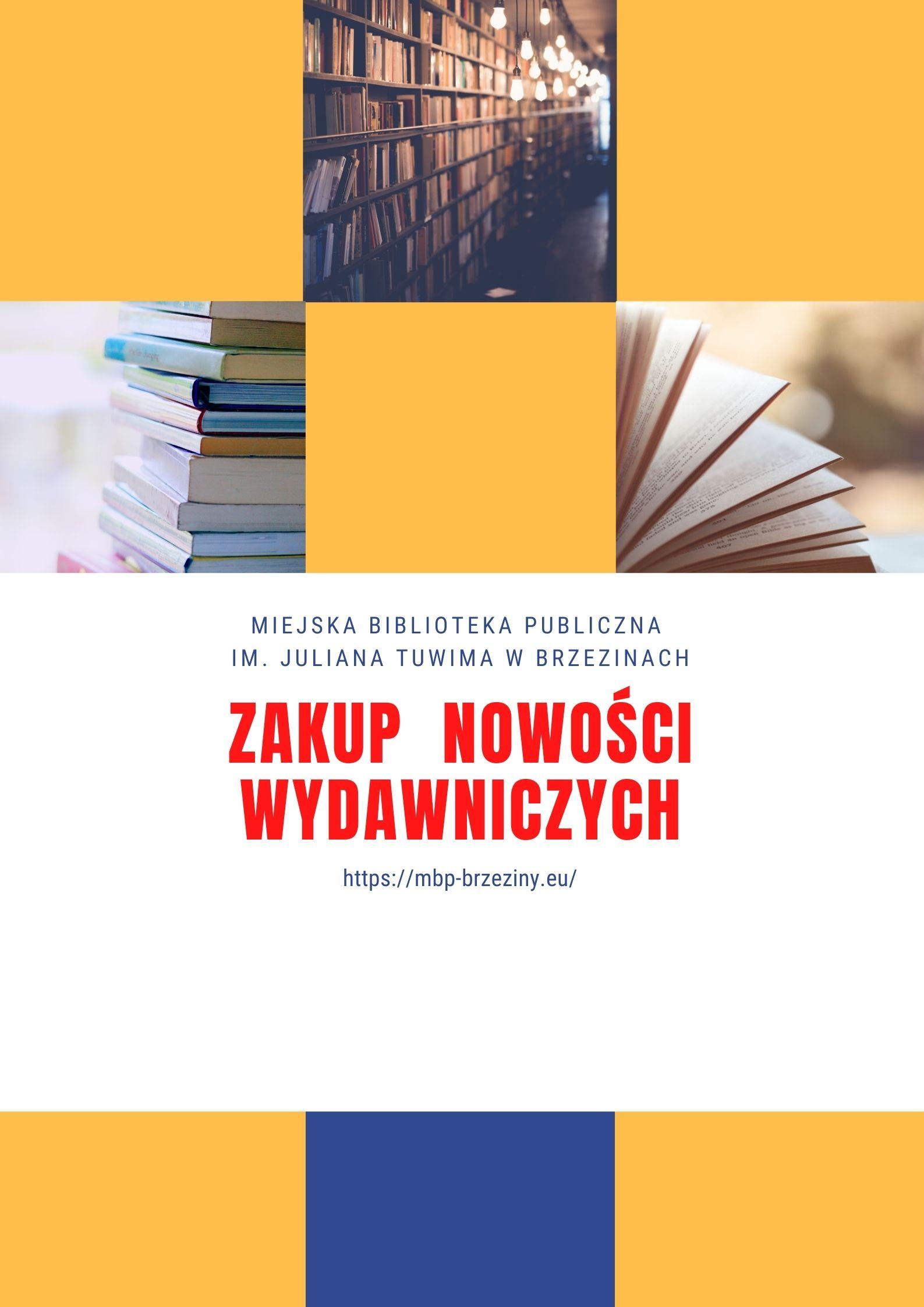 Nowości w bibliotece 2020 r.