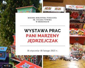 Wystawa prac Pani Marzeny Jedrzejczak 300x240 - Wystawa prac Marzeny Jędrzejczak