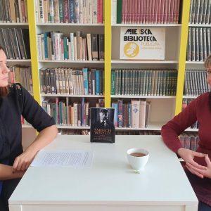 Wywiad z Elżbietą Draczyńską na Youtube