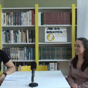 Rozmowa z Julią Garnysz już dostępna na YouTube