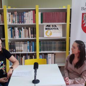 Spotkanie z Julią Garnysz