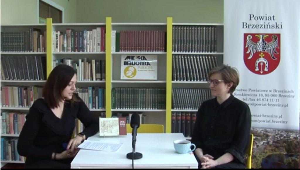 Wywiad on-line z Kamilą Kulik