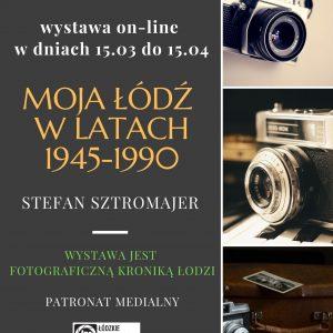 Wystawa fotograficzna on-line Stefana Sztromajera