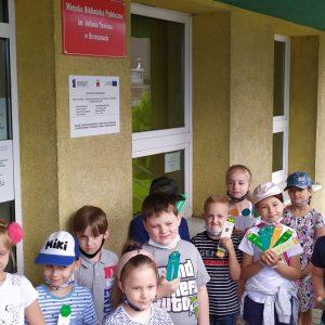 Odwiedziny uczniów SP2