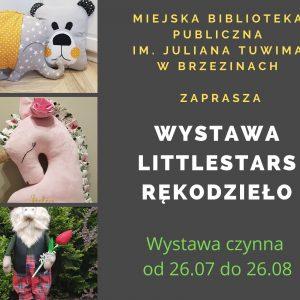 Wystawa Littlestars rękodzieło