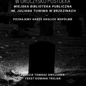 Cmentarz wojenny – Pustułka – Poznajemy nasze okolice wspólnie