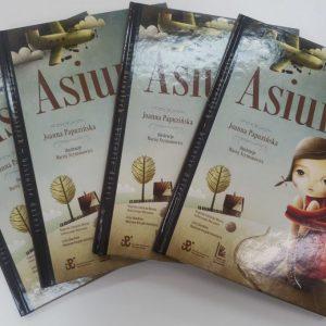 Kolejne pozycje lektury Asiunia