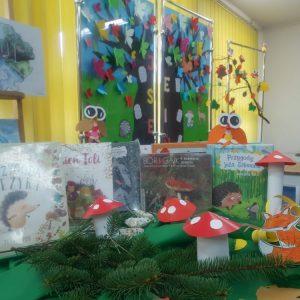 Jesienne klimaty w Oddziale dla Dzieci