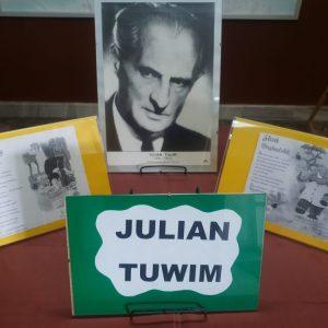 125 rocznica urodzin Juliana Tuwima
